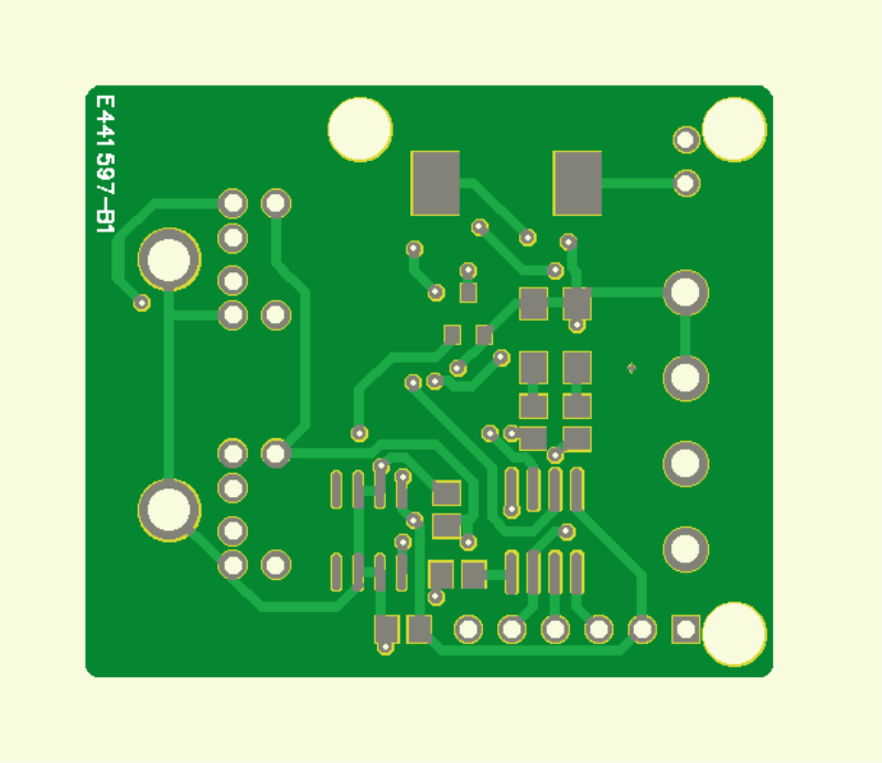 LED-bus-systeem   (power module)