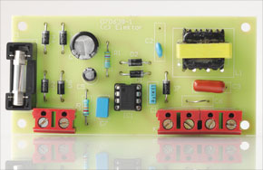 Control for Energy-saving Lamps (070638-71)