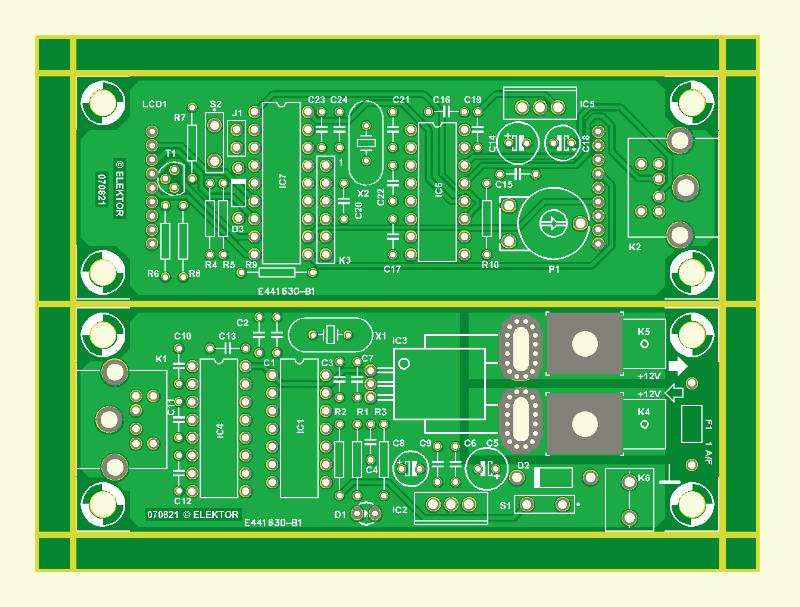 Accu-display (Paneel: module sensor en display)