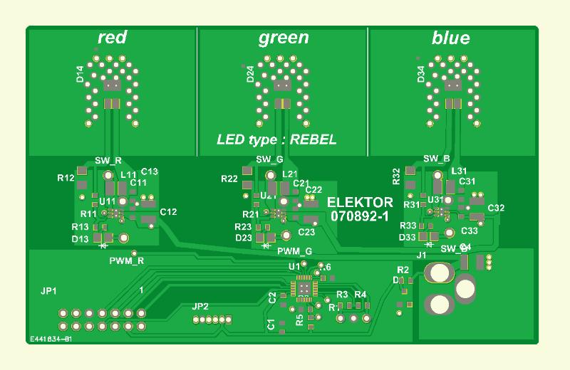 RGB-LED-sfeerverlichting  Print 1