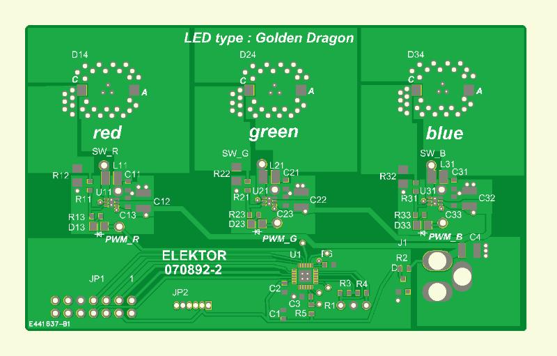 RGB-LED-sfeerverlichting  Print 2
