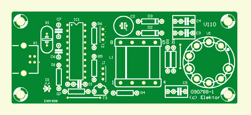 Magisch oog voor USB (print )