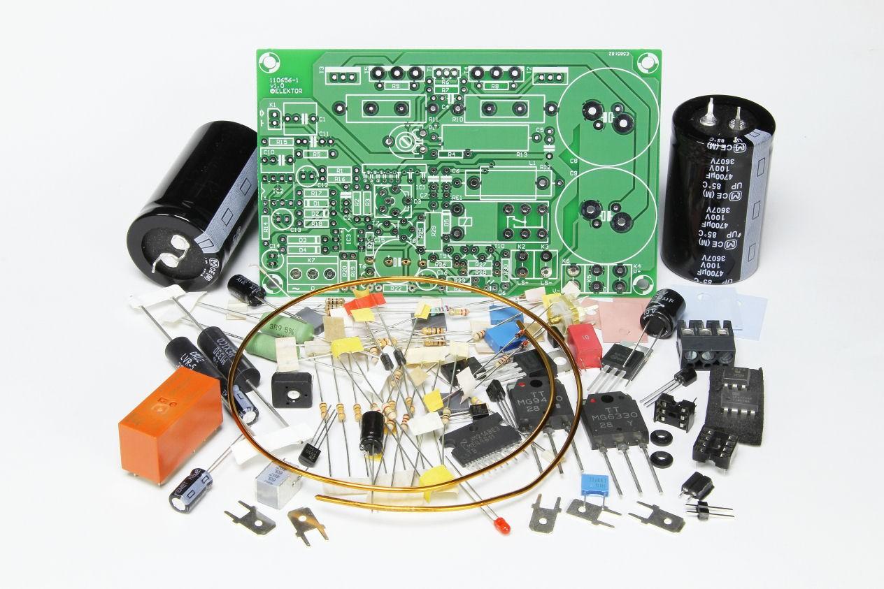 Q-Watt – Compacte audio-eindtrap (110656-71)