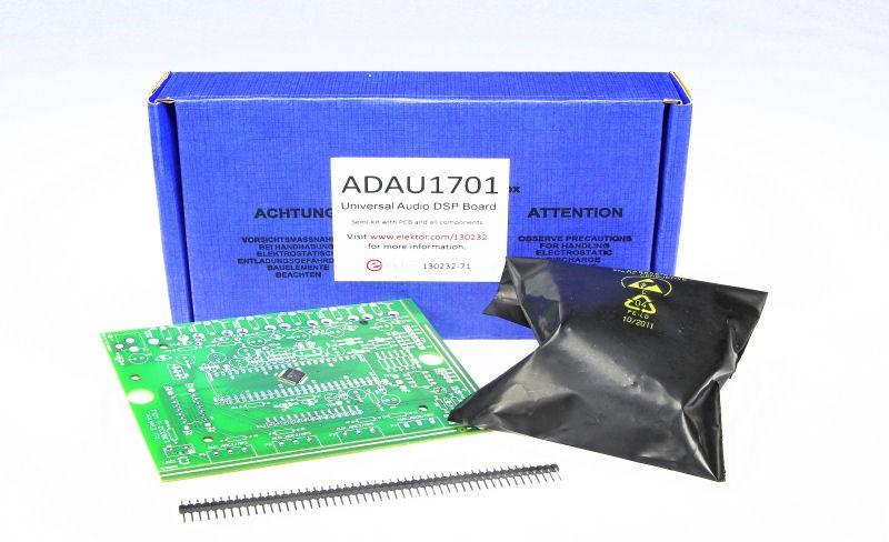 Universeel audio-DSP-board (130232-71)