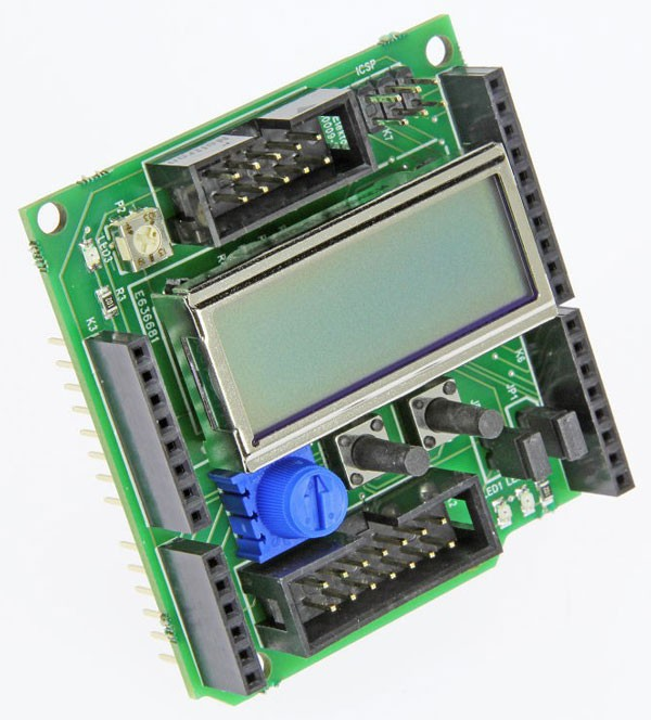 Arduino Experimenteer Shield (140009-91)