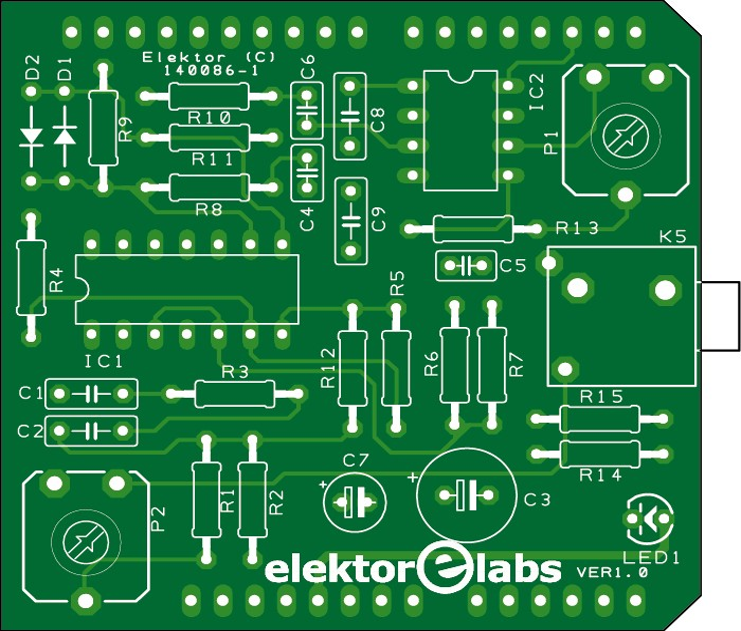 Morse Converter-Shield (140086-1)