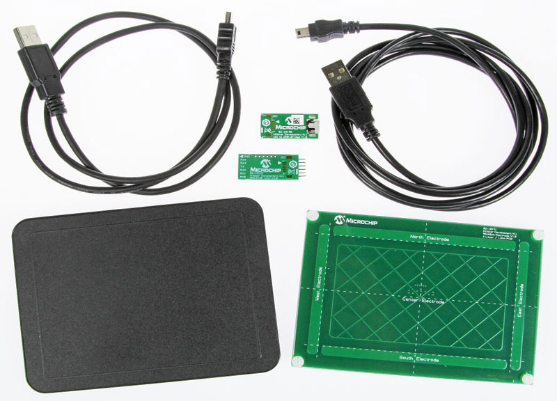 Microchip DM160218 Hillstar Development Kit and