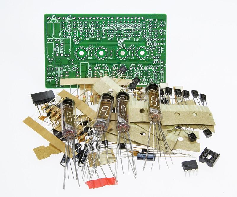 VFD-Shield voor Arduino (150064-71)