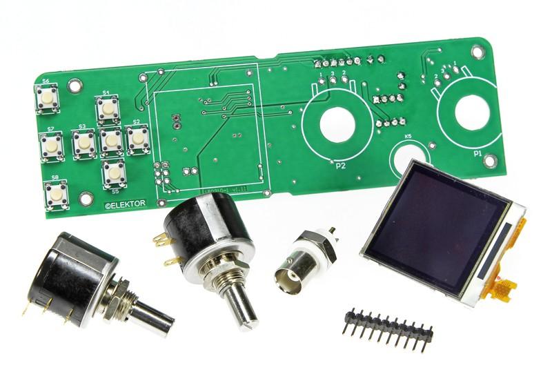 10 MHz DDS generator (150210-91)