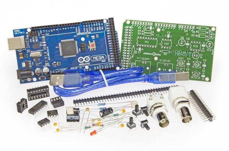 Voltage Tracker for Oscilloscope (150422-71)