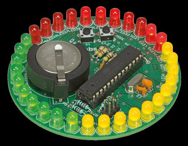Programmeerbare LED-cirkel (150455-71)
