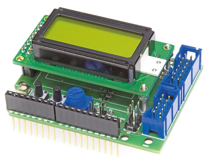 Arduino Experimenting Shield 2.0 - Module (160593-91)