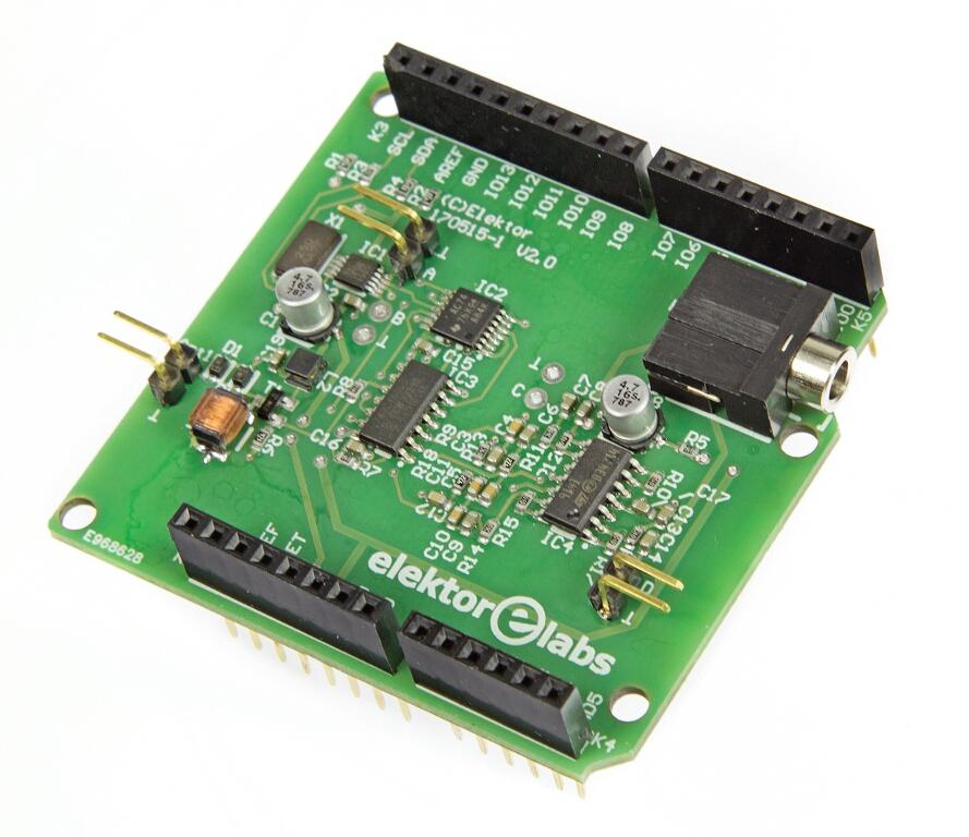 Elektor SDR Shield 2.0 (Module | 170515-91)