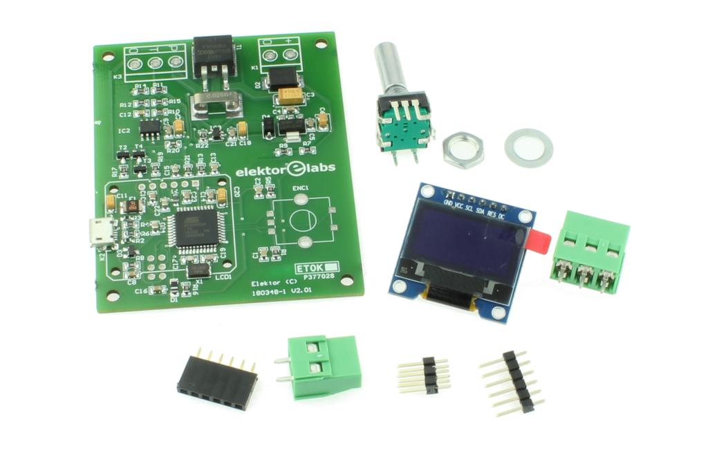 DIY solder station - kit of parts (150500-71)