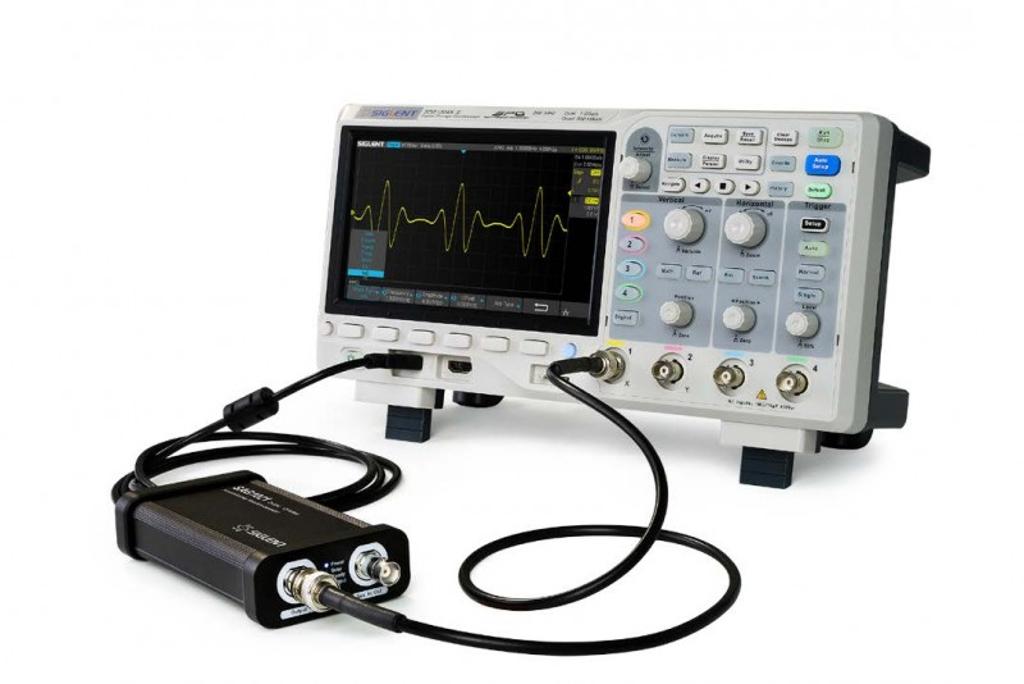 Siglent SAG1021 Function/Arbitrary Waveform Generator (25 MHz)
