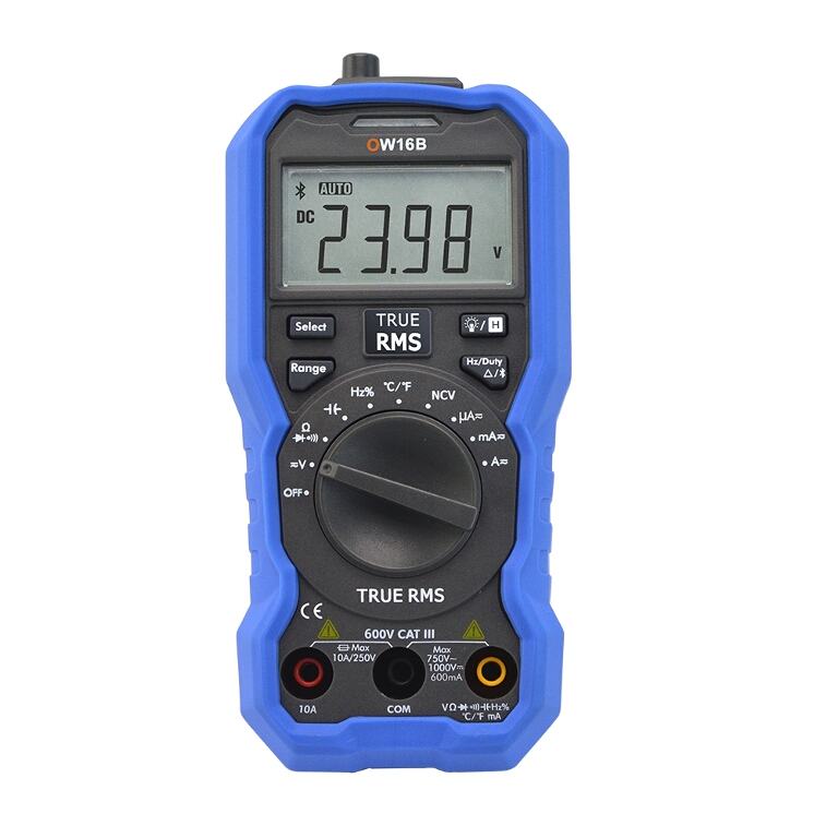 OWON OW16B Digital Multimeter with Bluetooth