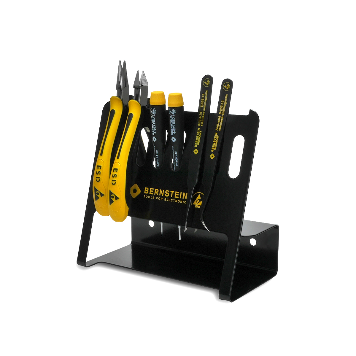 Bernstein 2100 ESD Tool Holder VARIO (6 Tools)