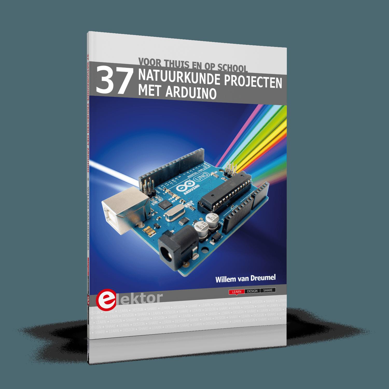 37 Natuurkunde projecten met Arduino