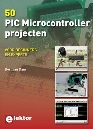 50 PIC Microcontroller projecten