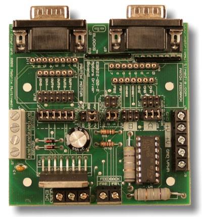 Motorbesturingskaart (EB022)