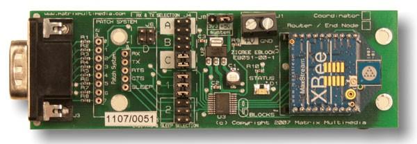 ZigBee board (EB051R)