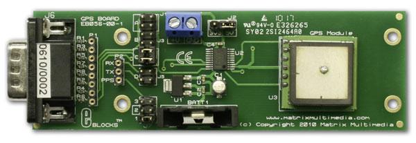 GPS board (EB056)