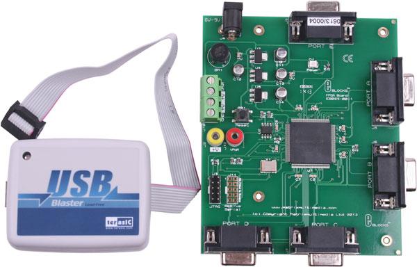 FPGA-Board (EB089)