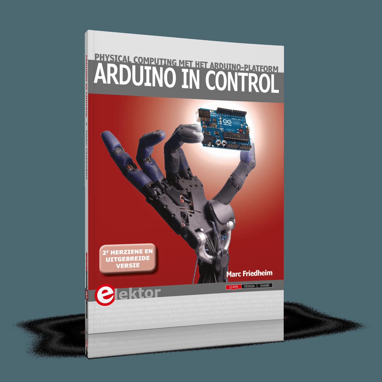 Arduino in Control (NL-2e herziene versie) E-Book