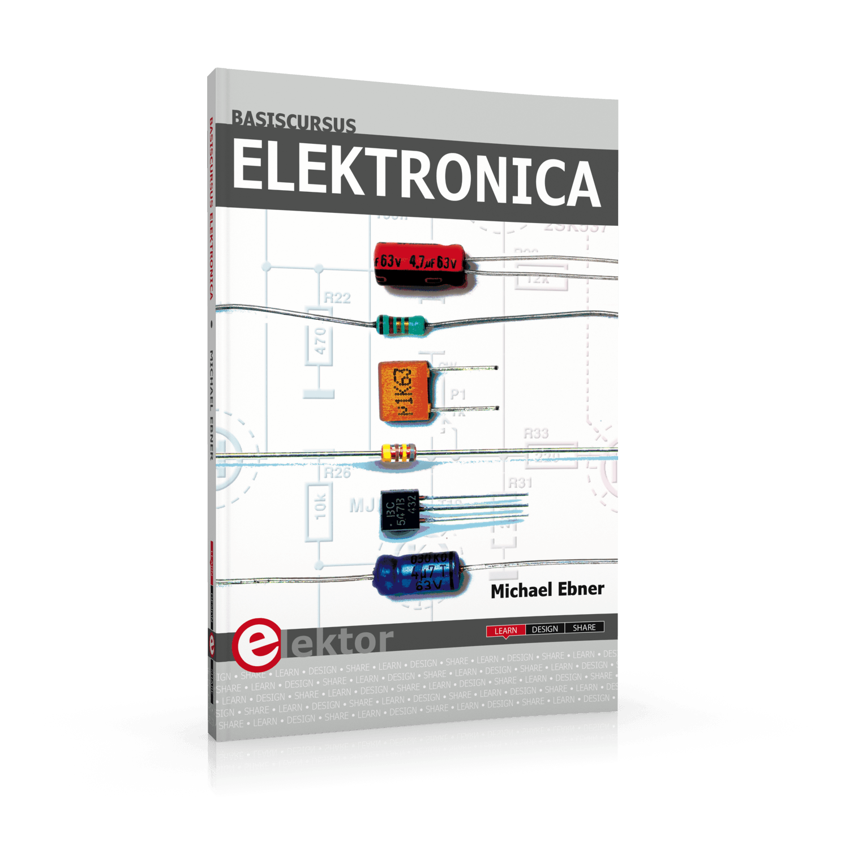 Basiscursus Elektronica (E-BOOK)