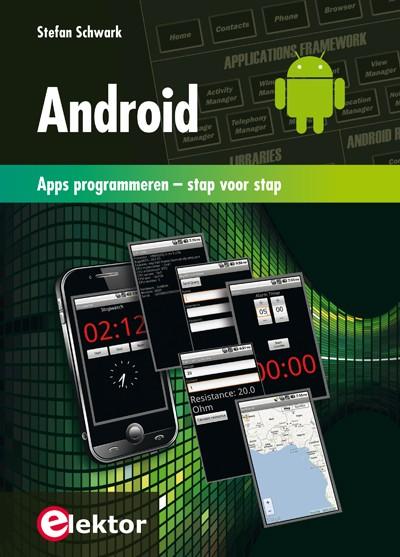 Android, Apps programmeren stap voor stap,  E-BOOK