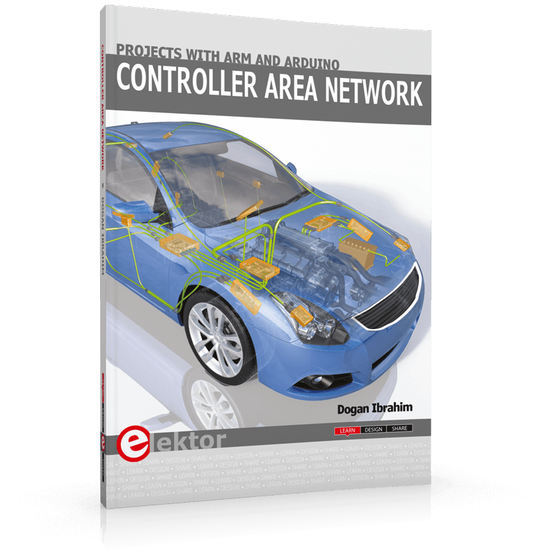 Controller Area Network Projects with ARM and Arduino