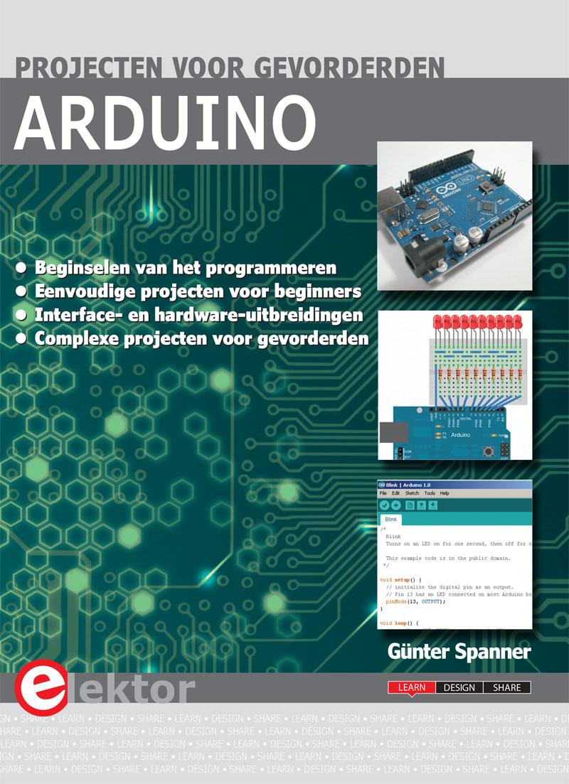 Arduino voor gevorderden (E-BOOK)