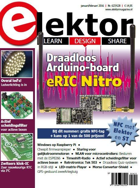 Elektor Magazine NL Januari/Februari 2016 (als PDF)