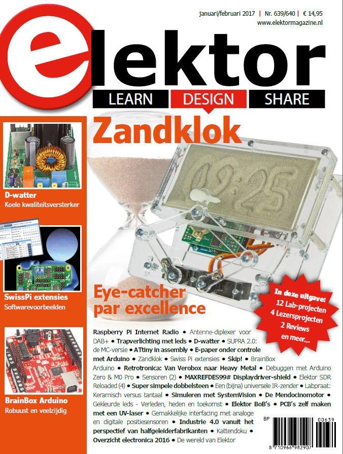 Elektor Magazine NL Januari/Februari 2017 (PDF)