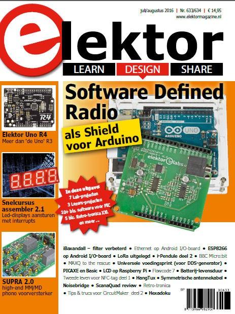 Elektor Magazine NL Juli/Augustus 2016