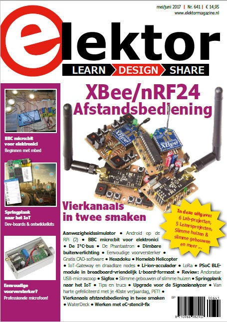Elektor Magazine NL Mei/Juni 2017 (PDF)