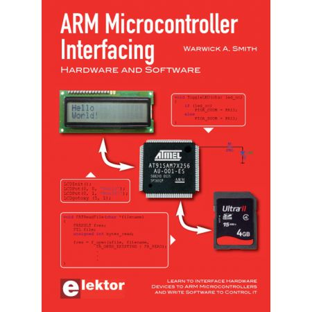 ARM Microcontroller Interfacing  (E-BOOK)