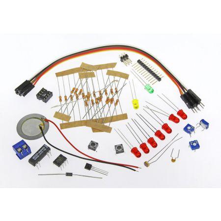 Starter kit bij het boek 45 Projecten voor Arduino