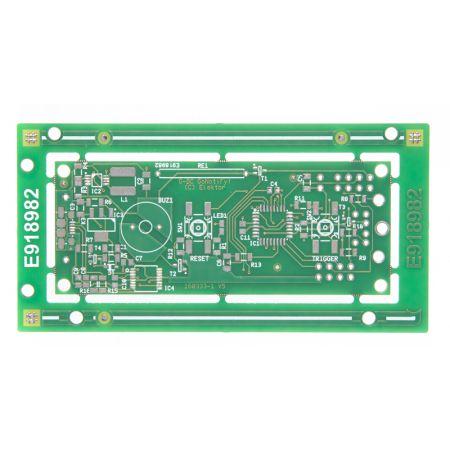 GoNotify, een flexibele IoT sensor-interface - bare PCB (160333-1)