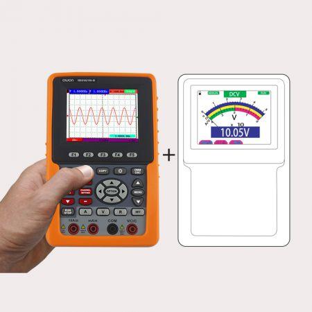 OWON HDS1021M-N 1-ch Digital Oscilloscope