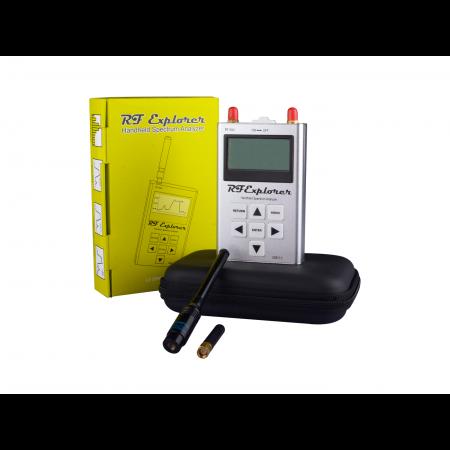 SeeedStudio RF Explorer 3G Combo – Handheld Spectrum Analyzer
