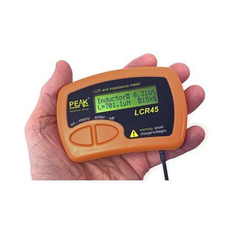 LCR- en impedantiemeter LCR45