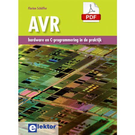 AVR hardware en C-Programmering in de praktijk (E-book)