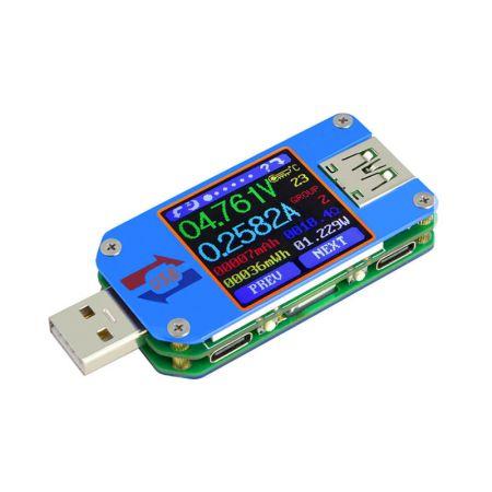 Bakeey UM25C USB Multimeter with Bluetooth