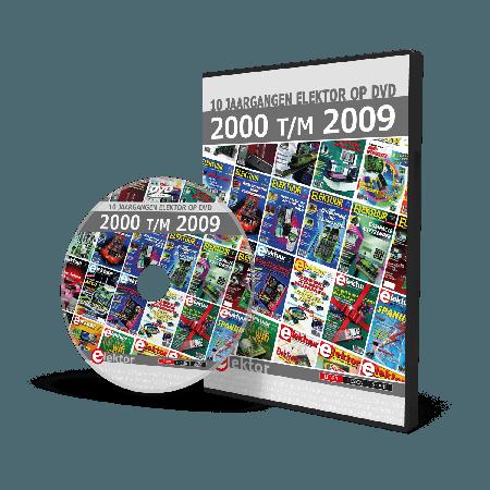 DVD Elektor 2000-2009 (NL)
