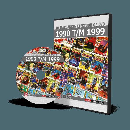 DVD Elektuur 1990-1999 (NL)