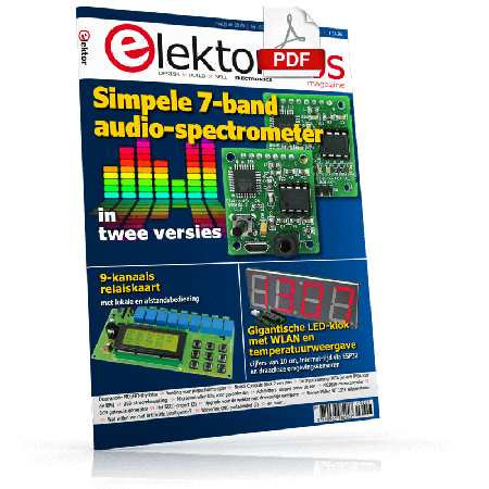 ElektorLabs Magazine Mei/Juni 2019 (PDF)