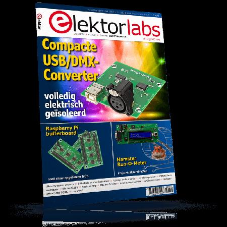 Elektor Magazine NL November/December 2018