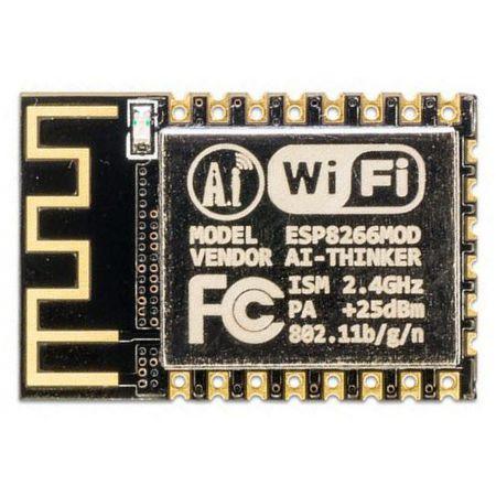 ESP-12F, ESP8266-based Wi-Fi module (160100-92)