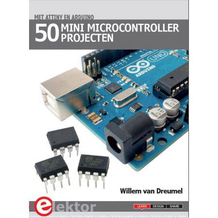 50 Mini Microcontroller projecten (E-BOOK)
